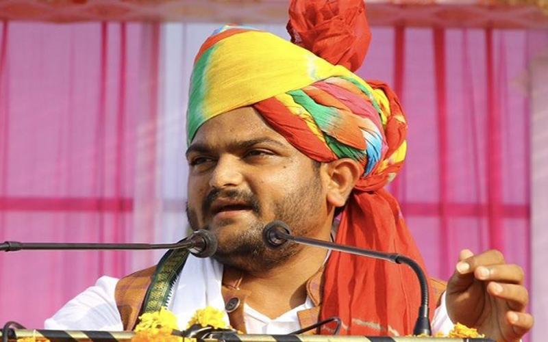 Congress leader Hardik Patel big statement about exit polls 2019 bjp