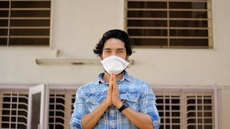 Coronavirus lockdown nazar fame actor harsh rajput travels mumbai to gujarat quarantine
