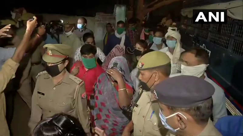 hathras case allahabad high court lucknow bench hearing victim family