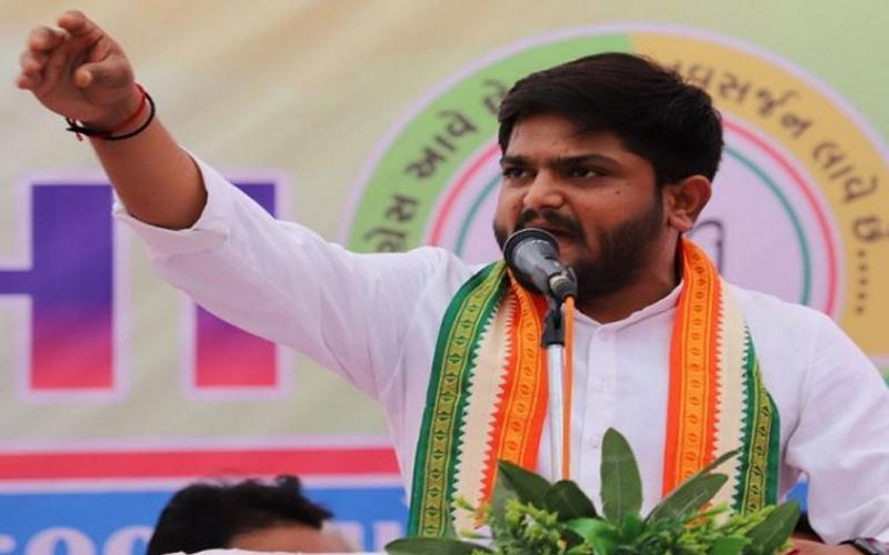 Hardik Patel statement on Nathuram Godse birthday celebration