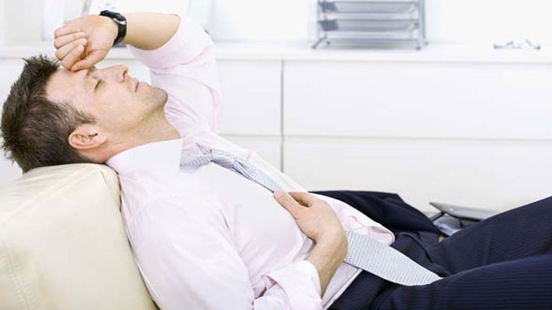 causes of tired body health