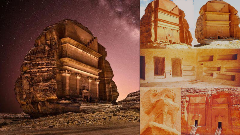 shut for almost 2000 years saudi arabian city hegra now opens to public reason
