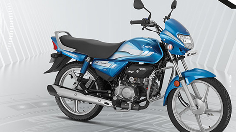 Hero HF Deluxe BS6 Cheapest kick-start Variant launched at Rs 46,800, Know Mileage and Features