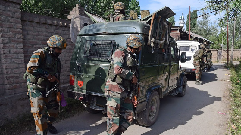 Hybrid militants: The new challenge for security forces in Kashmir