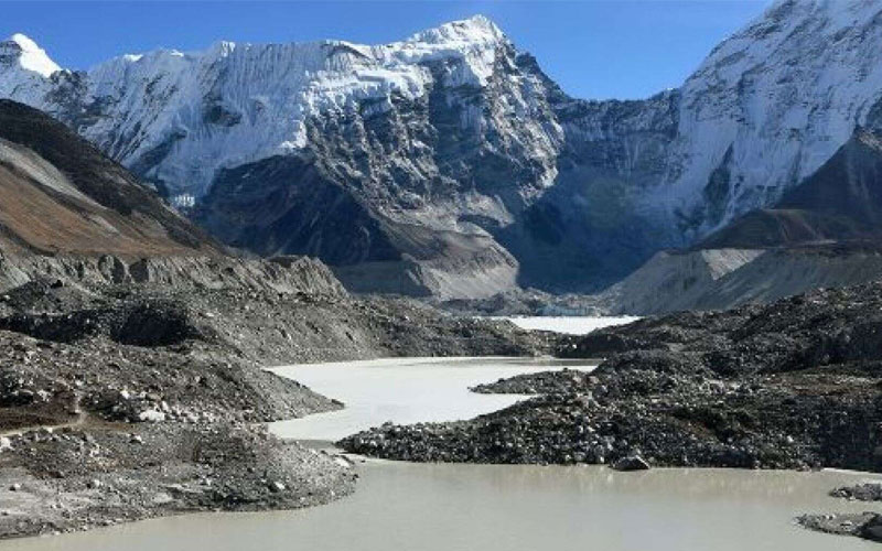 Himalayan glacier melting doubled since 2000