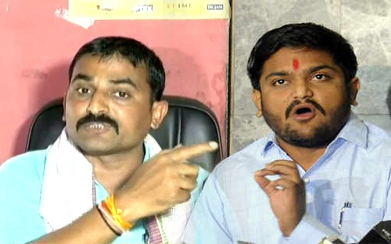 hardik patel reaction dilip sabva's statement