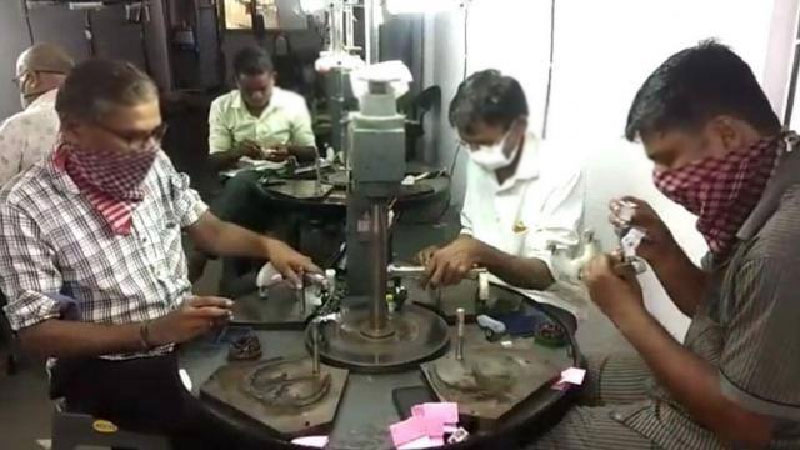 surat diamond industry voluntary closure decided