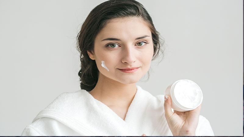 beauty tips homemad cold cream from almond recipe