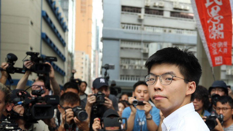 Know Who Is Joshua Wong