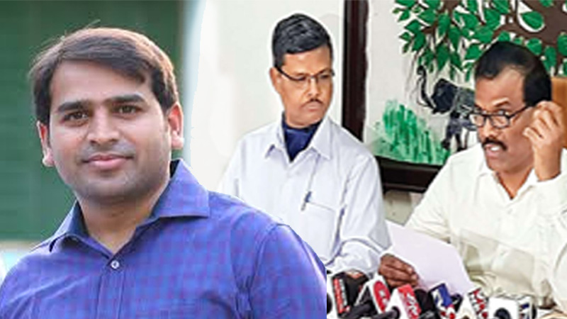 Anupam Aanand will become Gujarat chief electoral officer replacing Dr.S.Murali Krishna