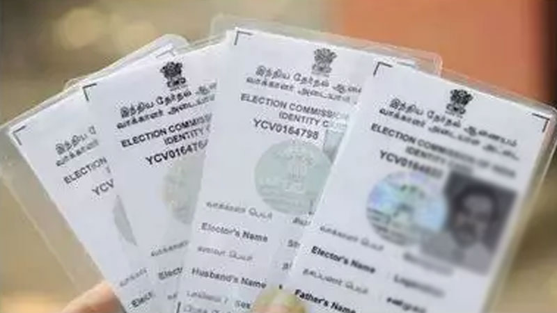 election commission Online voter ID verification extended to November 18