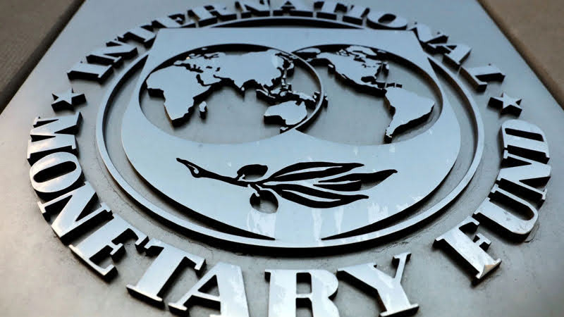 Tensions have risen in the Modi government, a sharp drop in economic growth forecasts, two reasons given by the IMF