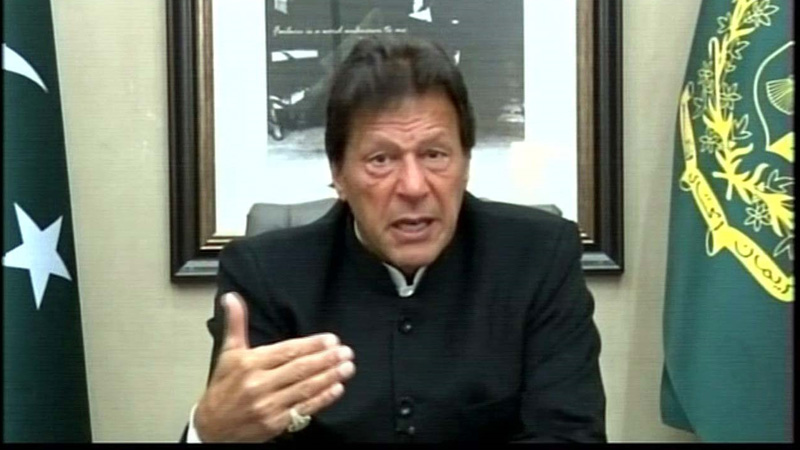pakistan pm imran khan will face confidence vote today
