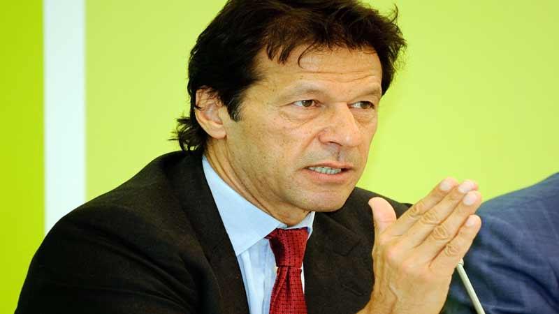 Imran Khan seeks international community support over Kashmir