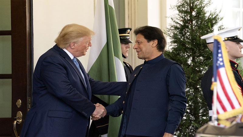 Major Decision US cuts defence aid by 50 percent to Pakistan