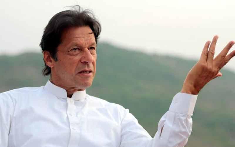 કશ્મીર મુદ્દાનું નિરાકરણ યુદ્ધ નથી  પાકિસ્તાનના PM ઇમરાન ખાનનું નિવેદન