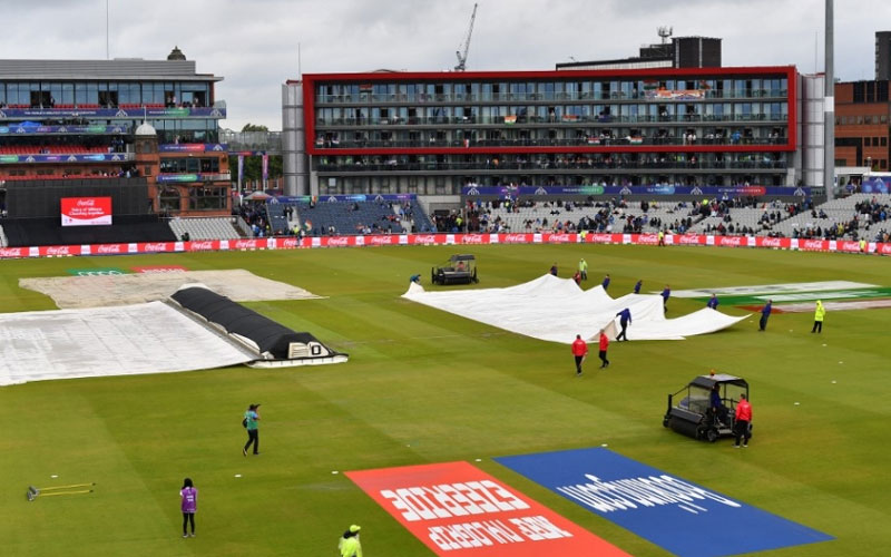 2019 india vs new zealand if play resumes today these rules will apply in match