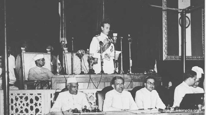 Why midnight of 15 August 1947 for Indian Independence