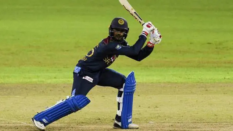 Sri Lanka's 7-wicket win over India in the third and final T20 match, capturing the series 2-1