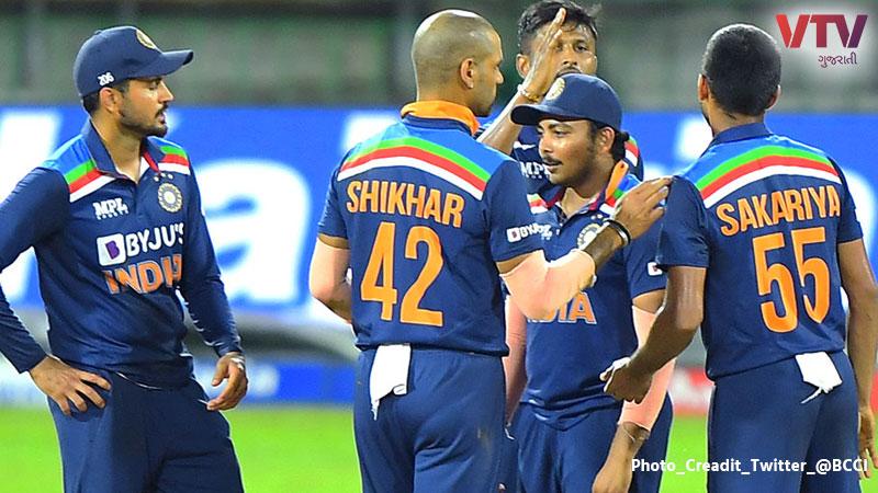3rd ODI: India lose by 3 wickets against Sri Lanka