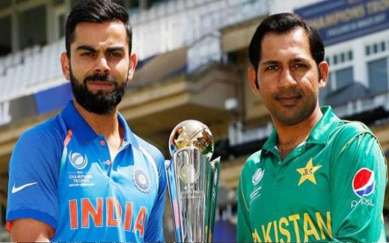 શું પાકિસ્તાન વિરુદ્ઘ ક્રિકેટ વર્લ્ડ કપમાં નહી રમે ભારત?