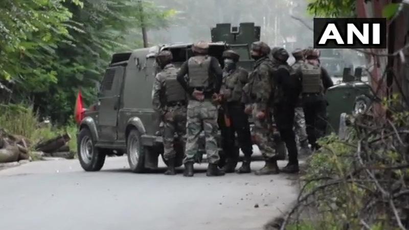 jammu kashmir pulwama south kashmir encounter terrorist indian army