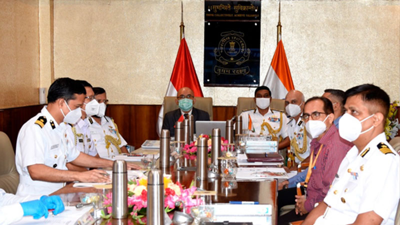 Indian Coast Guard Indonesia Coast Guard agreement to boost maritime relations