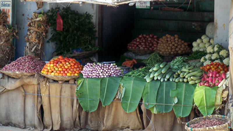 India wholesale inflation rose to 8 month high