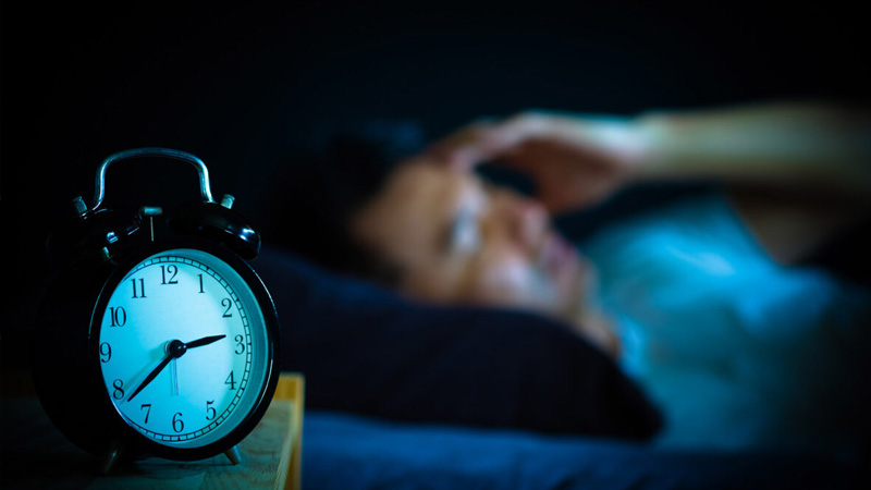 To get Rid of insomnia follow these tips