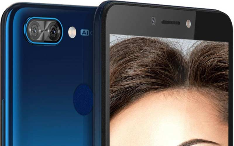 Itel A46 Budget Smartphone With Dual Rear Cameras Launched