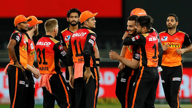 IPL 2020 CSK vs SRH SunRisers Hyderabad Beat Chennai Super Kings By 7 runs