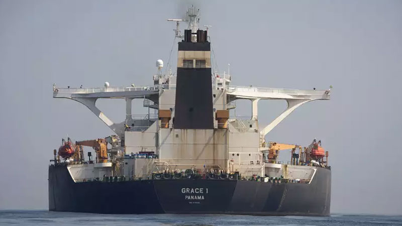 all 24 indians aboard on iranian oil tanker released