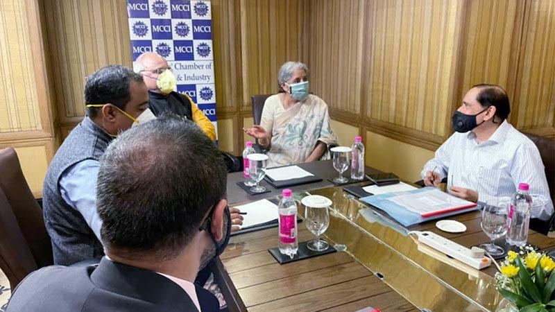 Nirmala Sitharaman replies to Mamata Banerjee, explains tax on vaccines