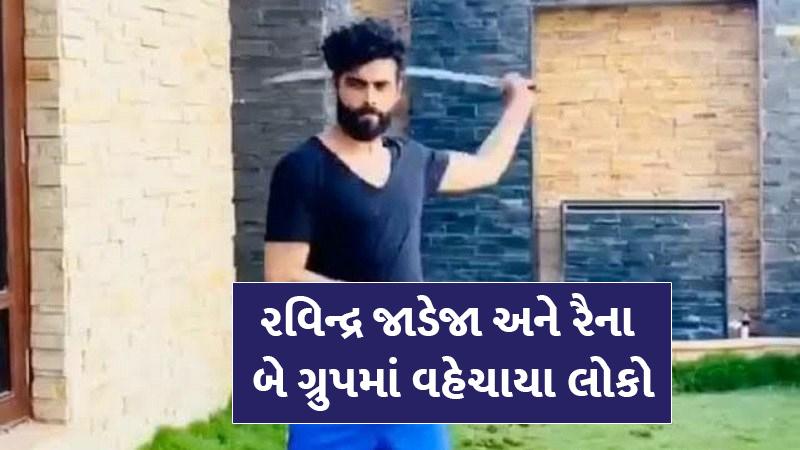 ravindra jadeja tweeted rajput boy forever after suresh raina main bhi brahmin hoon controversy