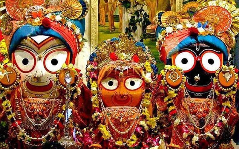 અમદાવાદ: જગન્નાથજીના મંદિરમાં કરાઇ ભાઈબીજની ઊજવણી