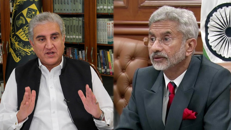 foreign ministers of india and pakistan will be face to face this month what will happen between jaishankar and qureshi
