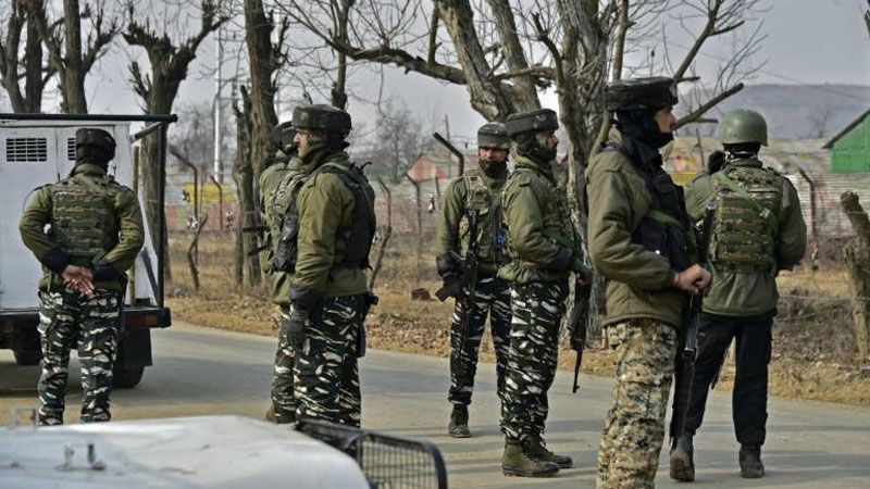 273 terrorists active in Jammu-Kashmir