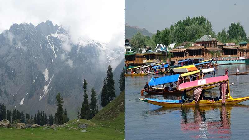 PM Modi New Kashmir Plan Railway Highway Food Park