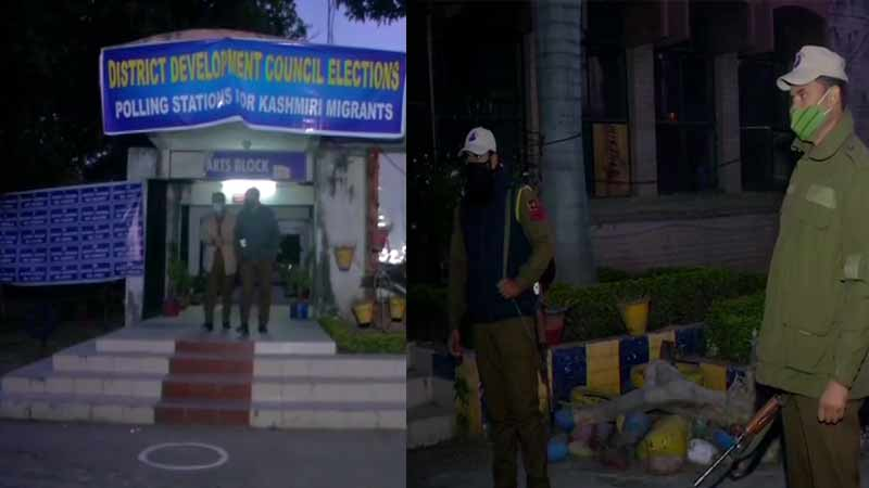 jammu and kashmir first ever district development council election