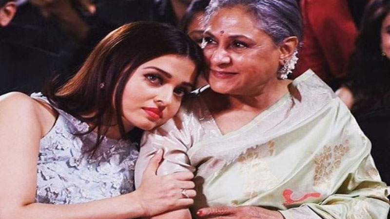Jaya Bachchan Talk About Aishwarya Rai Bachchan Saysshe Is Lovely And I Love Her