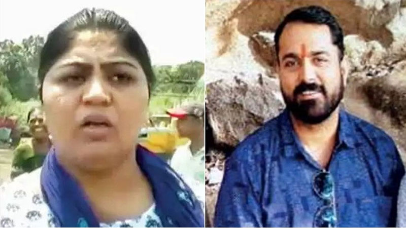 Jayanti bhanushali Murder case manisha Goswami surjeet bhau 12 day remand granted