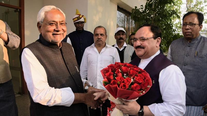 Bihar assembly elections 2020 seats distribution nda bjp jdu