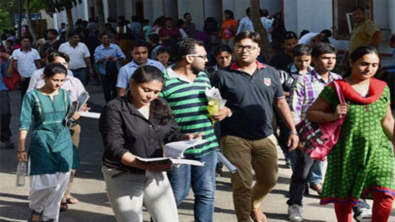 NEET JEE mains examination date announcement hrd ministry