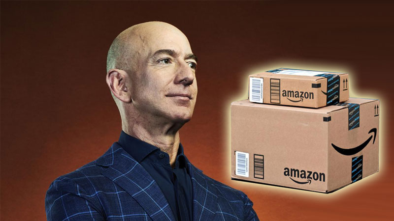 Amazon CEO personally takes care of mumbai client with missing parcel