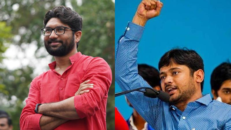 Kanaya Kumar and Jignesh Mewani will join the Congress tomorrow
