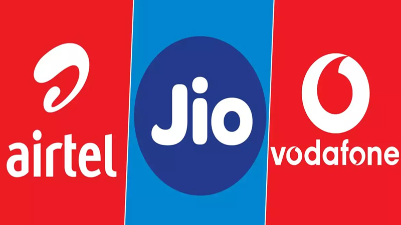 These are cheap plans of Jio Airtel Vodafone, you will get so much GB data everyday