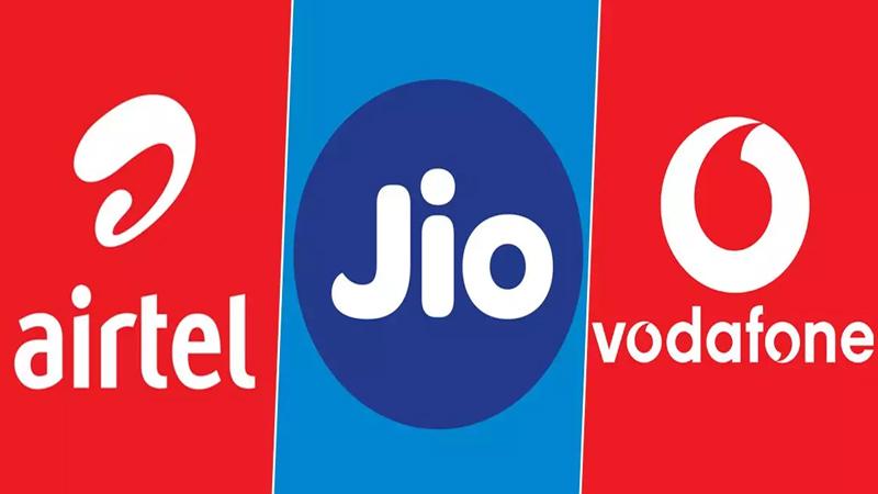 reliance Jio Airtel Vodafone Idea Vi Cheapest Prepaid Recharge Plan Offering Maximum Daily Data