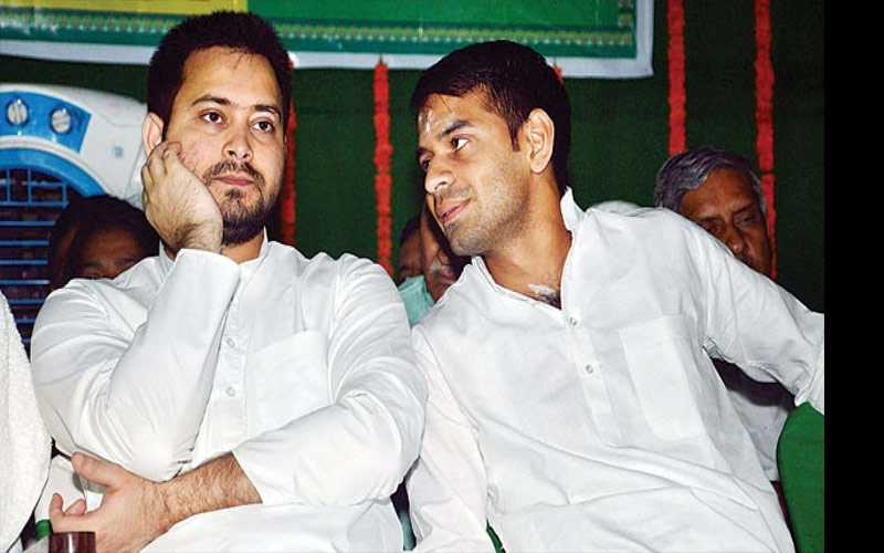 tej-yadav-says-he-sometimes-feels-sidelined-in-rjd-but-asserts-he-won-t-break-party-s-unity