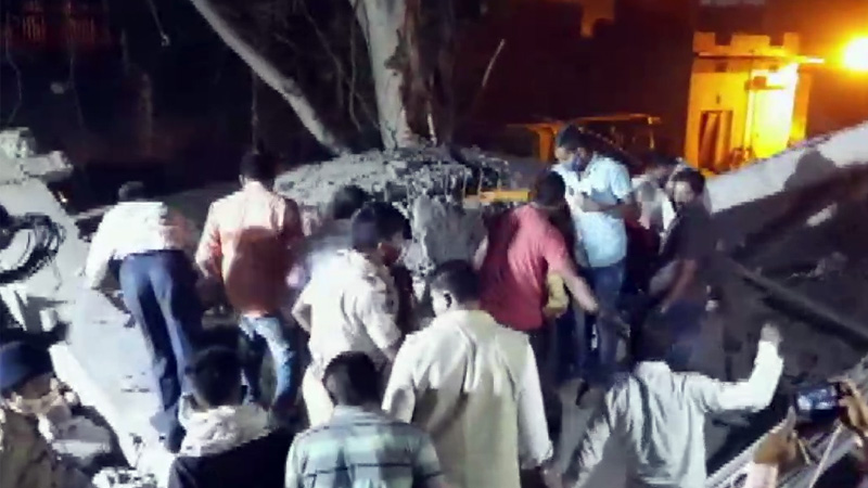 8 killed after wall collapses at under construction factory in Jodhpur