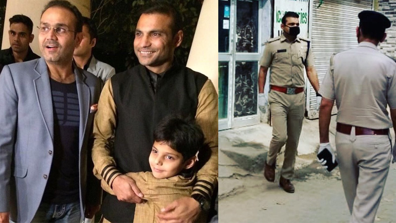 joginder sharma serves in haryana police amid corona virus outbreak who was key player in world cup 2007